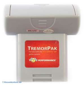 Rumble Pak #grau TremorPak [Performance]