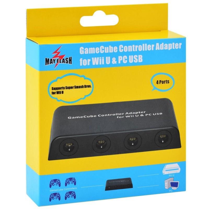 GameCube Controller Adapter [Mayflash]