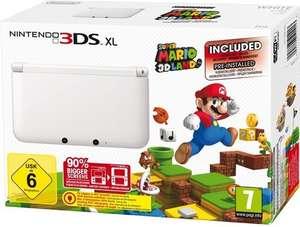 Konsole XL #Mario 3D Land Edit. + Spiel vorinst. + Netzteil