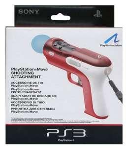 Original Move Controller Aufsatz: Light Gun / Pistole / Phaser / Blaster / Rifle [Sony]