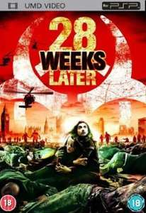 UMD Video - 28 Weeks Later