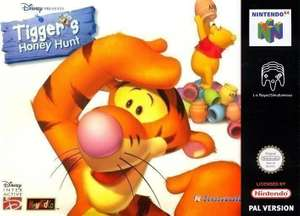 Tiggers Honey Hunt