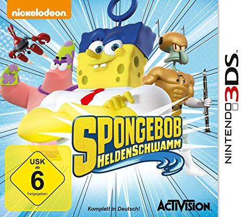 Spongebob Schwammkopf: Heldenschwamm