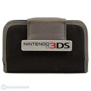 Original Tasche / Carry Case / Travel Bag #schwarz-grau [Nintendo]