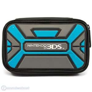 Original Tasche / Carry Case / Travel Bag #blau-grau-schwarz [Nintendo]