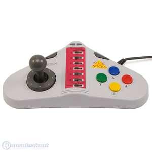 Controller mit Turbo & Analog-Stick Trailblazer #grau [Slick Stick]