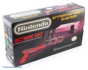 Konsole 60Hz #Action Set + Spiel + 2 Original Controller + Zubehör