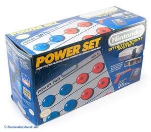 Konsole 60Hz #Power Set + 3 Spiele + 2 Original Controller + Zubehör