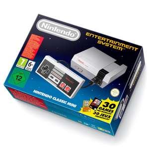 Nintendo Classic Mini: Konsole + Controller + 30 Spiele