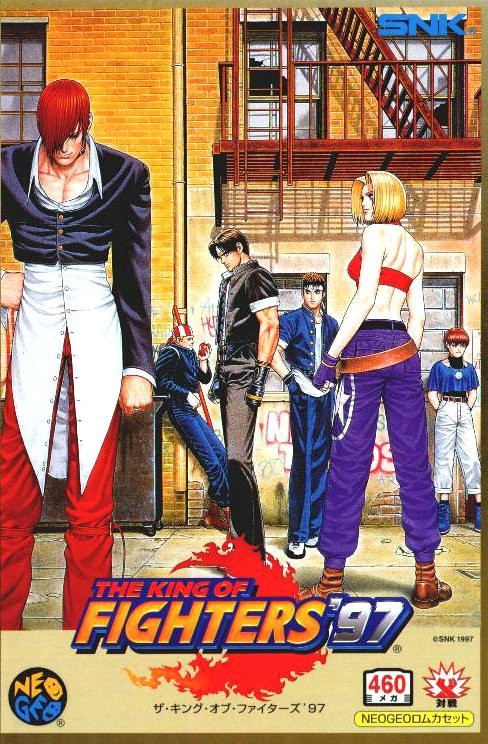 Neo Geo AES - King of Fighters \'97 - 460 Megs