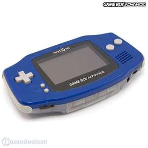 Konsole #Toys Blue Edition-Clear Blue Custom Case Mod