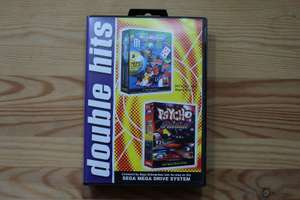 2 in 1: Micro Machines + Psycho Pinball [Double Hits]