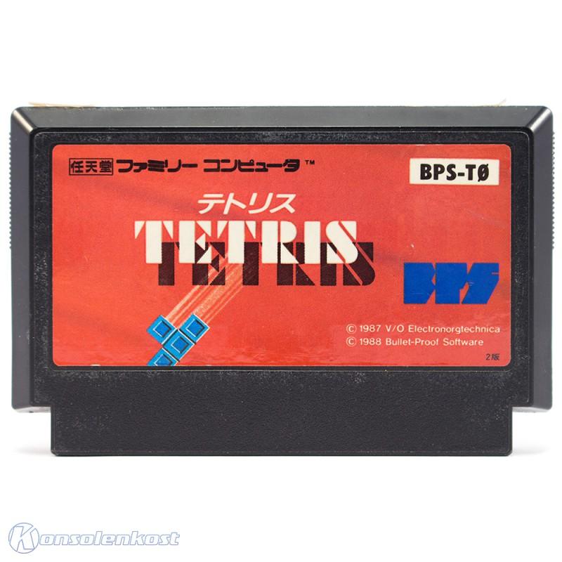 NES / Famicom - Tetris