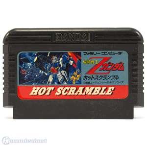 Kidou Senshi Z Gundam: Hot Scramble