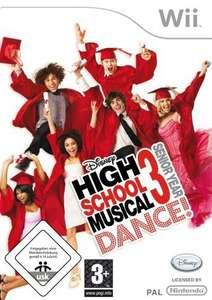 Disney High School Musical 3 Senior Year Dance!