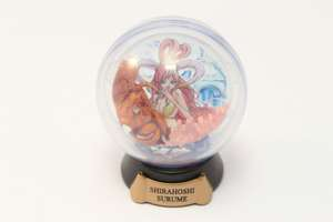 One Piece Water Dome / Schneekugel Pose Collection: Shirahoshi Surume Nr.3