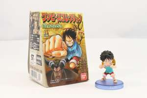 One Piece Collection: Sneaking In! Impel Down!! Luffy Figur