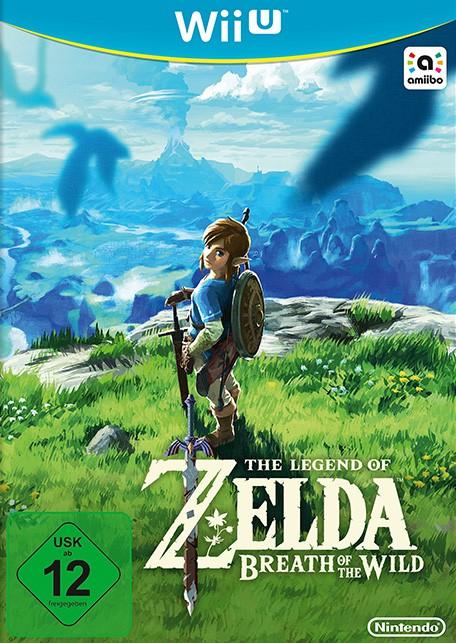 Wii U - The Legend of Zelda: Breath of the Wild
