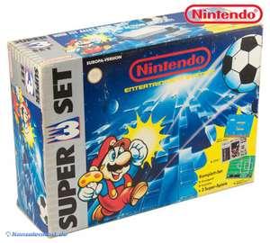 Konsole #Super 3 Set + 3 Spiele + Original Controller + Zubehör