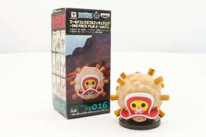 One Piece - World Collectable Figure Film Z Vol. 2: FZ 016 Tony Chopper [Banpresto]