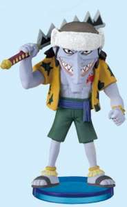 One Piece World Collectible Vol. 12 Figur WCF: Arlong Sägehai