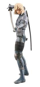 Metal Gear Solid 20th Anniversary Figur: Raiden #MGS 2 Version