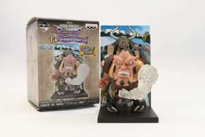 One Piece The Legend of Edward Newgate Figur: Jozu