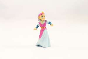 The Legend of Zelda - Ocarina of Time Collection Trading-Figur: Zelda