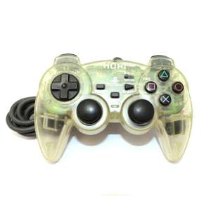 Wired Controller / Pad #transparent / clear Analog Sindou Pad / SLPH 00121 [Hori]