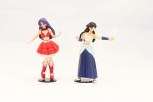 King of Fighters Mini Figures Series 1: Set of 2