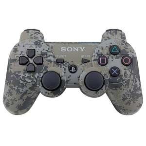 Original DualShock 3 Wireless Controller #Urban Camouflage [Sony]