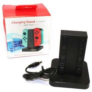 Ladestation / Charging Stand für 4 JoyCons SWF-2522