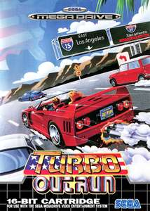 Turbo Out Run / Turbo OutRun