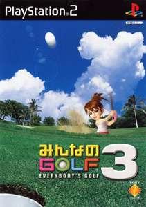 Everybody's Golf 3 / Minna no Golf 3
