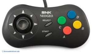 Original Controller #schwarz [SNK]