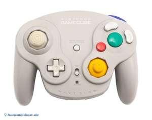 Original Nintendo Controller / Pad Wavebird Wireless #grau