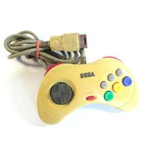 Original Controller / Control Pad 2G #weiß HSS-0101 [Sega]