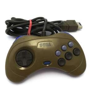 Original Controller / Control Pad 2G HSS-0101 #grau [Sega]