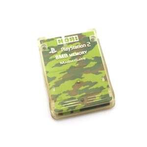 Original Sony Memory Card / Memorycard / Speicherkarte 8MB #camouflage