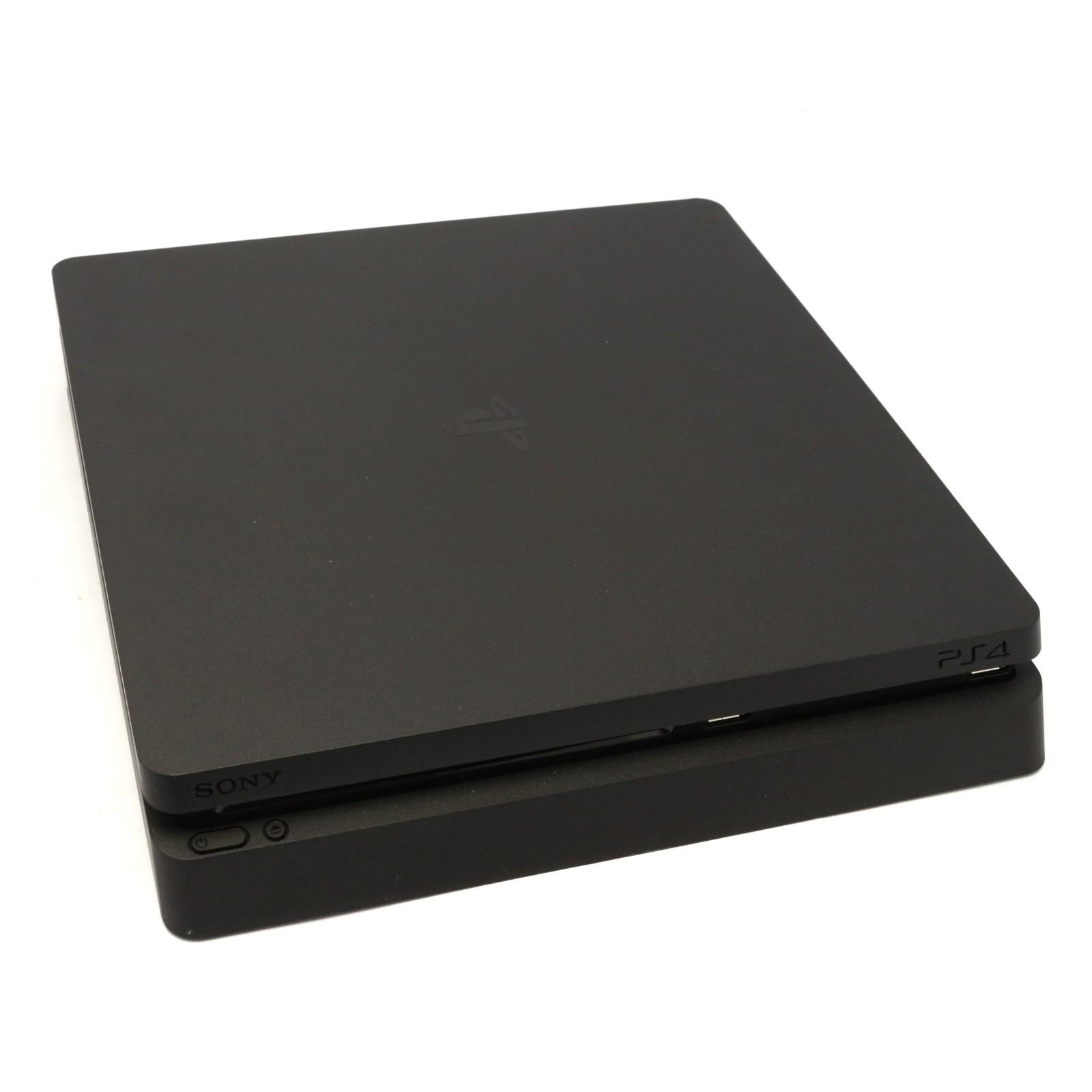 PS4 - Konsole Slim 500GB #schwarz D-Chassis