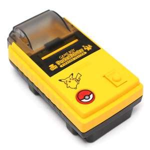 Pocket Original Printer / Drucker Pokémon Pikachu Yellow