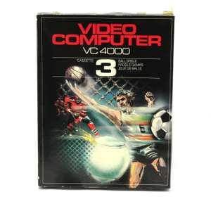 Cassette 3 - Ballspiele