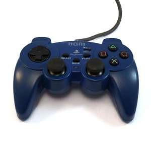 Wired Controller / Pad #blau Analog Sindou Pad [Hori]