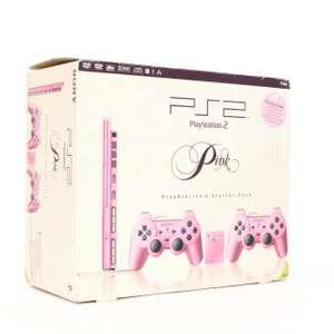 Konsole Slim 1G SCPH-7500x #pink + 2 Original Controller + Zubehör