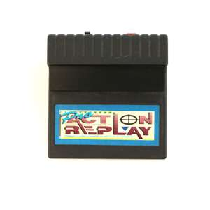 Action Replay Pro #schwarze Version