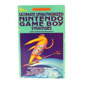 Spieleberater - Ultimate Unauthorized Nintendo GameBoy Strategies #2nd Edition