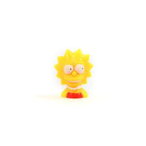 Dracco Heads: Lisa Simpson No. 10 #painted