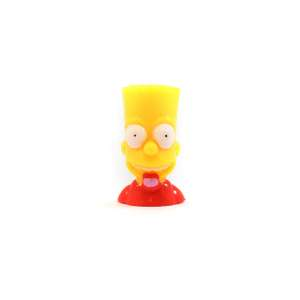 Dracco Heads: Bart Simpson 2 No. 6 #painted