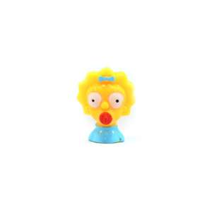 Darcco Heads: Maggie Simpson No. 16 #painted