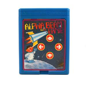 2 in 1 - Alpha Beam with Ernie: Original Kid's Controller + Spiel